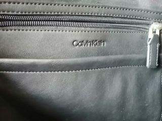 Bolso Calvin Klein plateado
