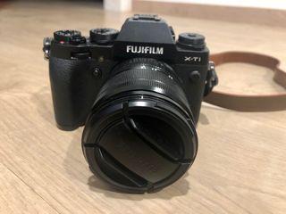 Fujifilm XT-1 + Fujinon XF 18-55mm 1:2.8/4