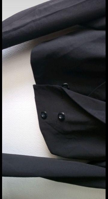 blazer torera negra talla
