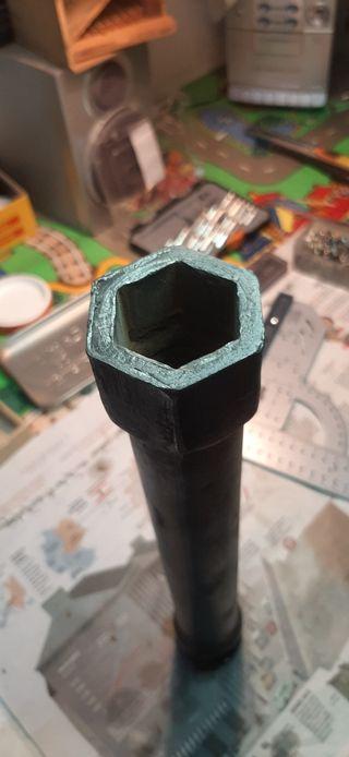 Llave de tubo