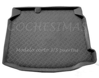 Seat Leon III 2012-2019 Protector cubre maletero