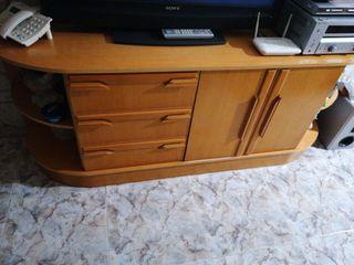 mueble de televisión 40x180