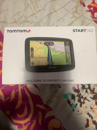 Tomtom START42