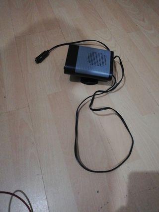 calefactor de coche
