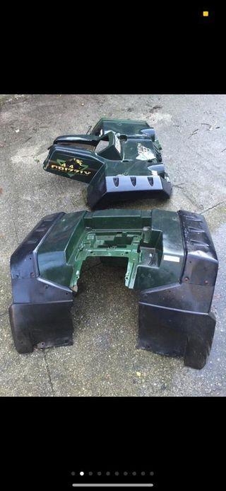 Plasticos Quad Atv Yamaha Grizzly 600