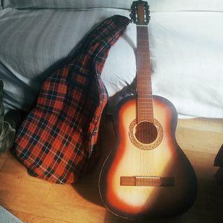 Guitarra clásica + Funda
