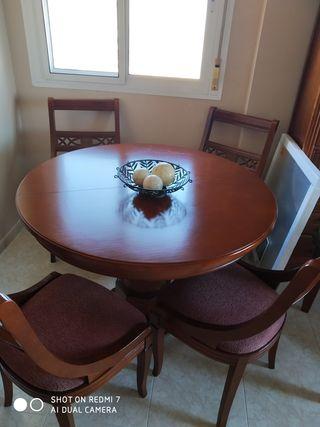 mesa de comedor ganga