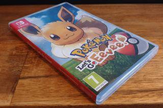 Pokemon: Let's Go, Eevee! Nintendo Switch