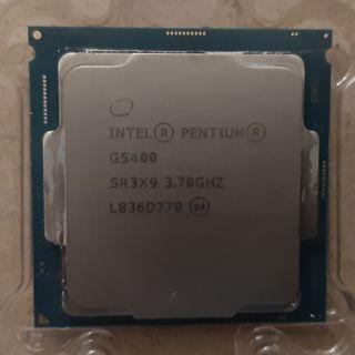 procesador g5400 gold a 3.7 8 generacion