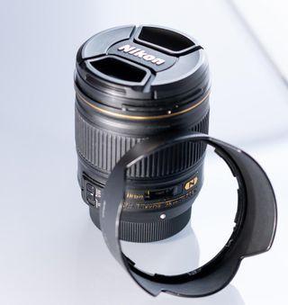 OBJETIVO NIKON 28mm 1.8G