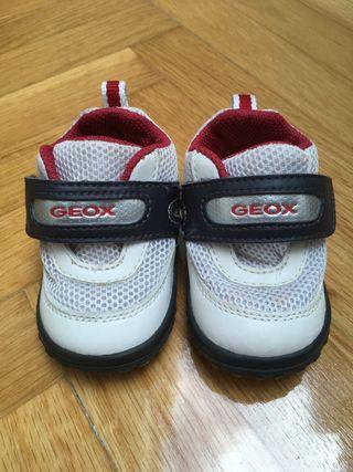 Zapatillas bebé GEOX Talla 19