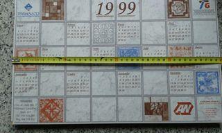 Calendario azulejo