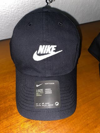 Gorra de Lona NIKE (Heritage86)