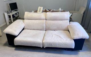 Sofá dos plazas dobles