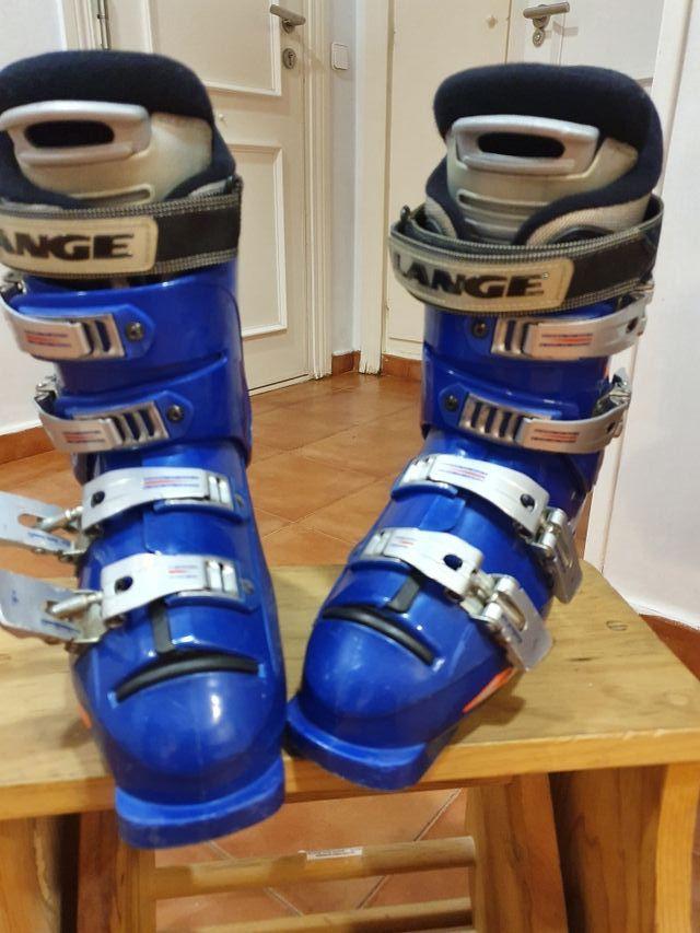 Botas ski (esqui) Lange mujer