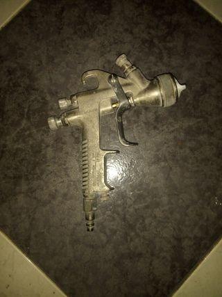 pistola aerografica