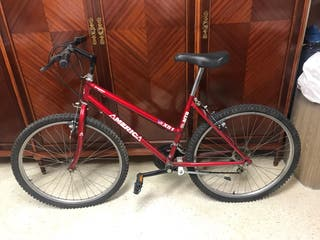 Bicicleta America x81 mtb