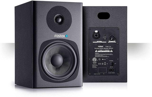 MONITORES FOSTEX PM0.5D BLACK (NUEVO)