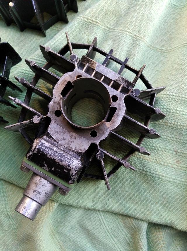 cilindro,pistón y culata puch
