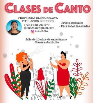 Clases de Canto en Barcelona