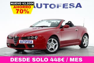 Alfa Romeo Spider 2.4 JTDm 200cv Selective 2p