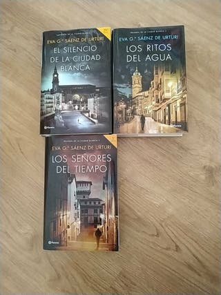 Trilogía la ciudad blanca
