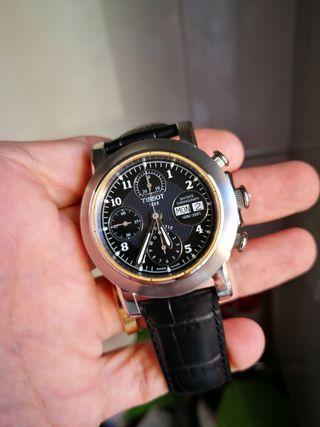 Tissot Chronograph automatico Valjoux