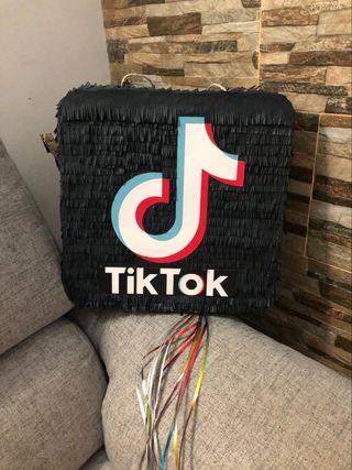 piñata tik tok