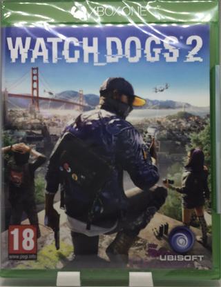 WATCH DOGS 2 XBOX PRECINTADO