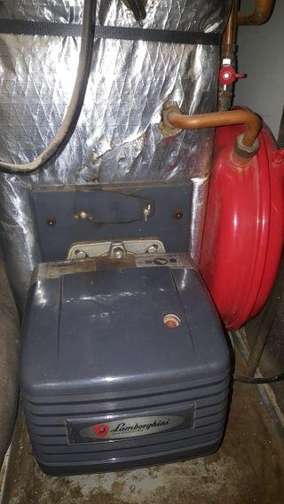Caldera de gasoil