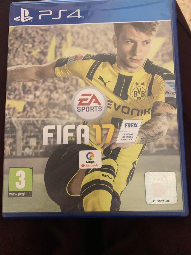 FIFA 17 ps4 más cascos bluetooth con altavoces