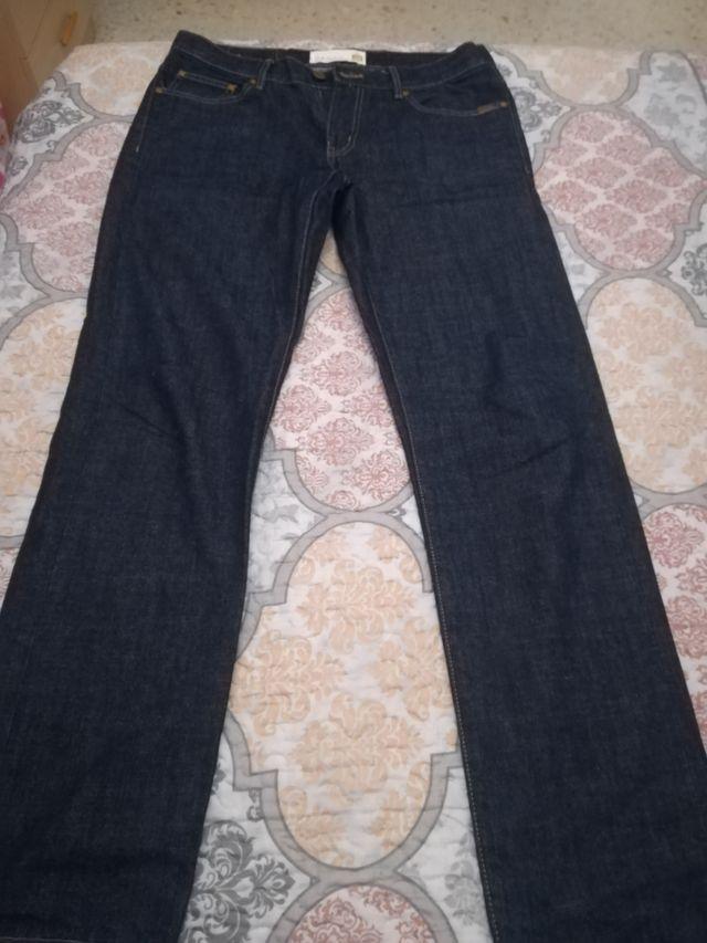 pantalones vaquero