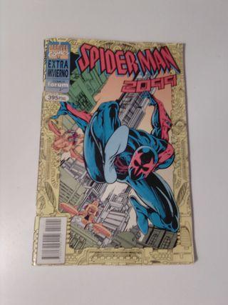 Spiderman 2099. Número extra invierno 1995