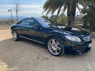 Mercedes-Benz Cl 500 Brabus Packet 2008