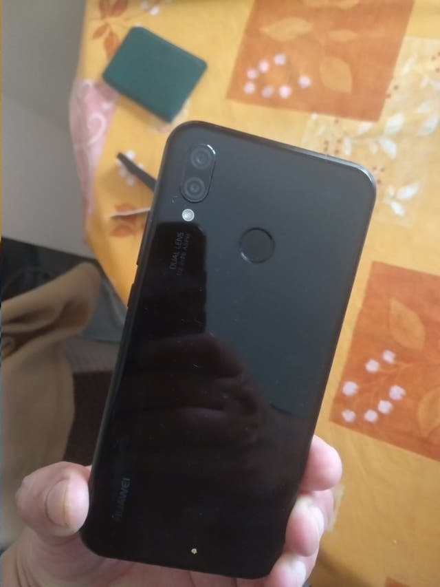 Huawei mate 10 lite black 64
