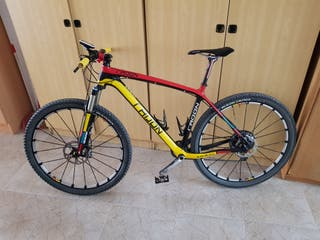 bicicleta RADON ( alemana) toda XTR FULL CARBON