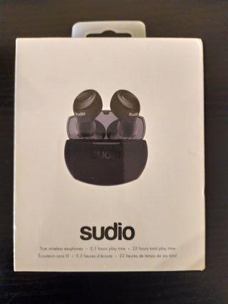 Auriculares Bluetooth Sudio Tolv R PRECINTADO