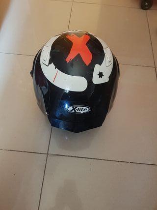 casco XLITE Jorge Lorenzo
