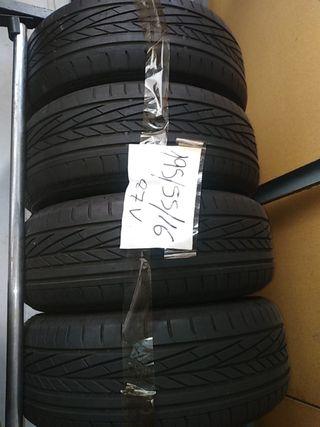 neumáticos 195.55.16.87v