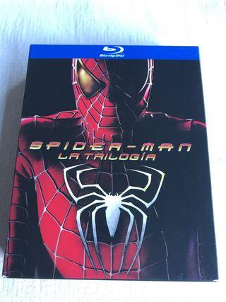 Spiderman trilogía original Sam Raimi