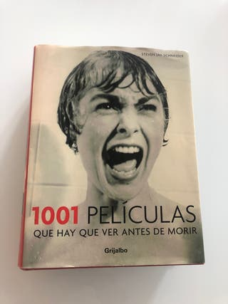 Libro 1001 películas. Grijalbo 9ªed mar-18