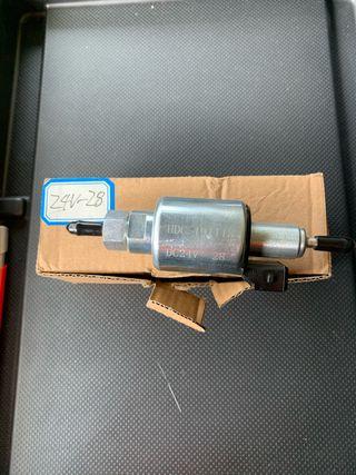 Bomba impulso calefactor camion