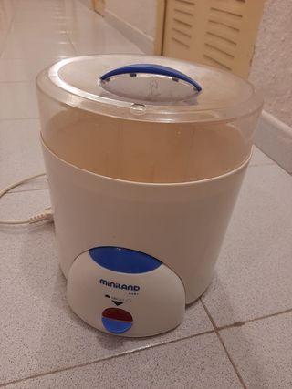 Esterilizador biberones