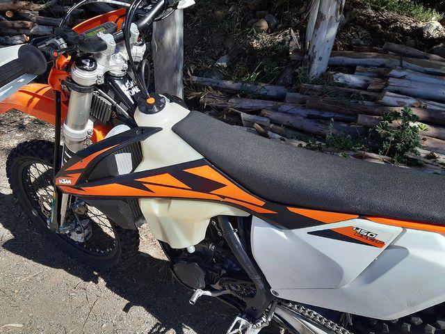 KTM EXC-F 450 2018