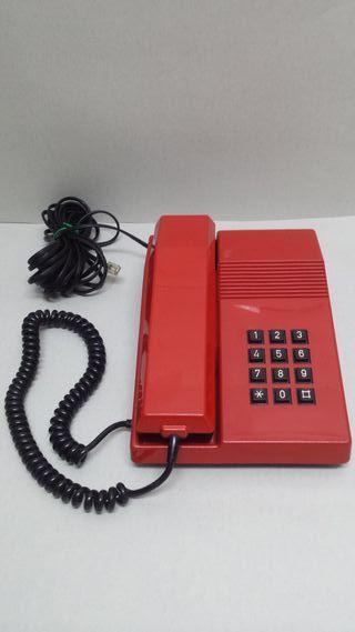 Teléfono Telefónica CTNE Teide Rojo