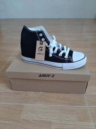 andy z mujer converse
