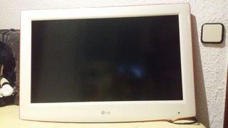 Televisión LG 26 pulgadas