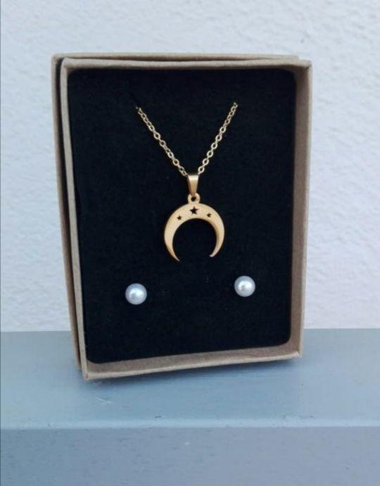 Conjunto Luna Invertida