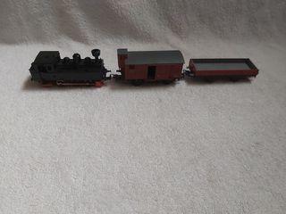 tren Locomotoras de vapor marklin 3090