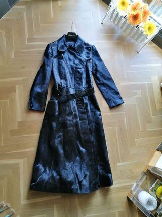 Abrigo piel de potro